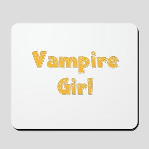 Twilight ~ Vampire Girl [YLW] Mousepad